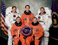 STS- 69 Official NASA Crew Portrait
